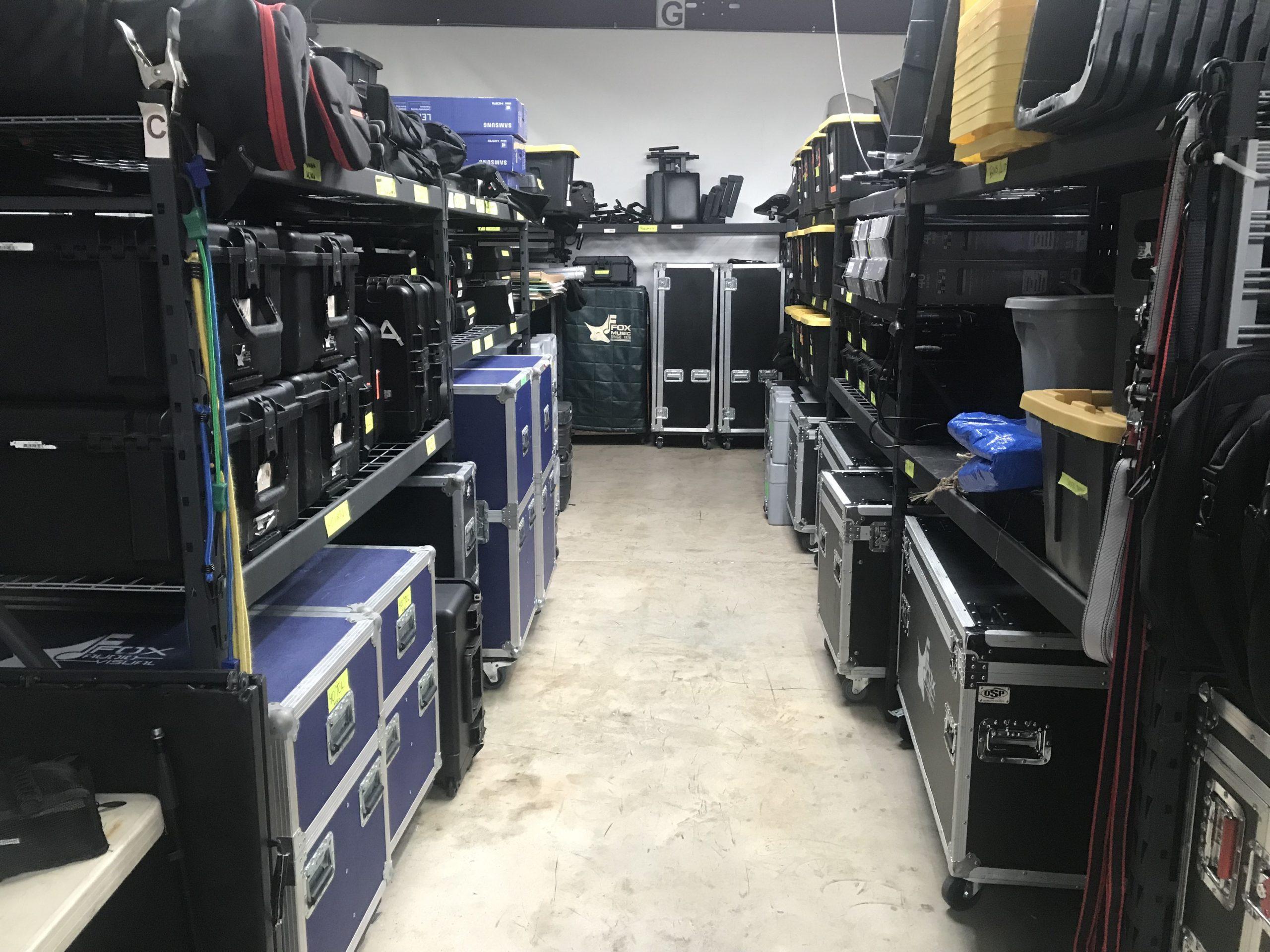 Warehouse Gear